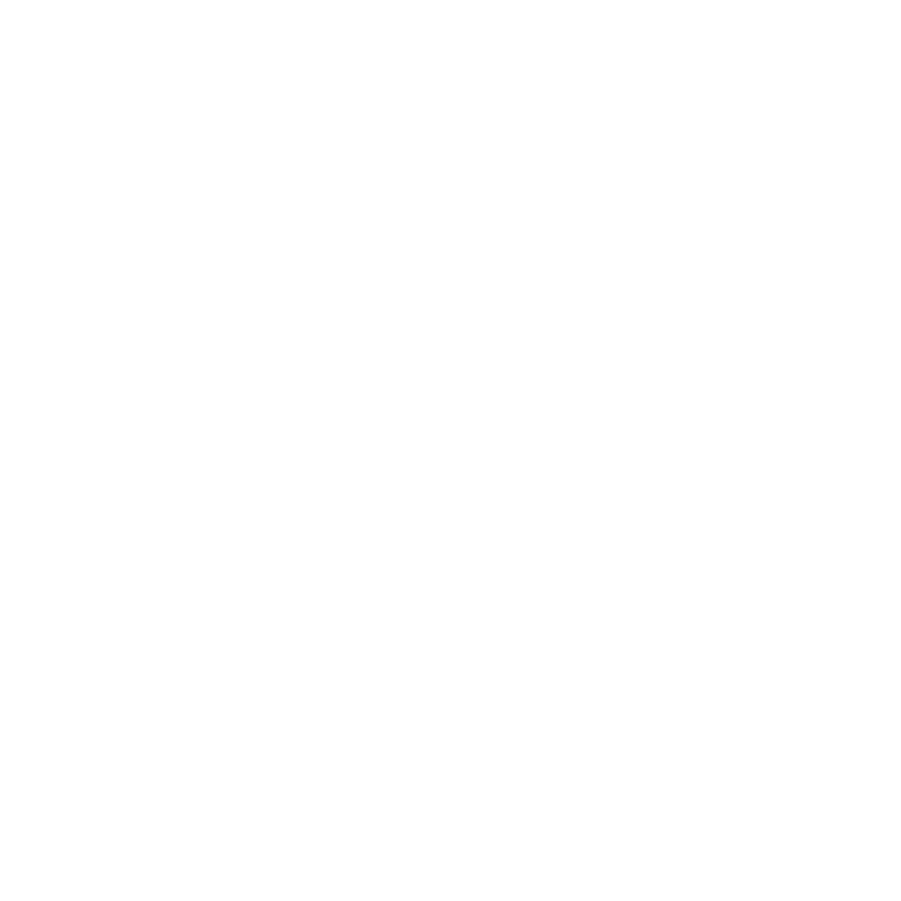 Étiquette carrée blanche
